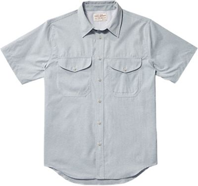 Filson Men's Twin Lakes Short Sleeve Sport Shirt