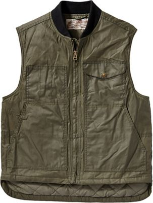 Filson Men's Buckland Cover Cloth Vest