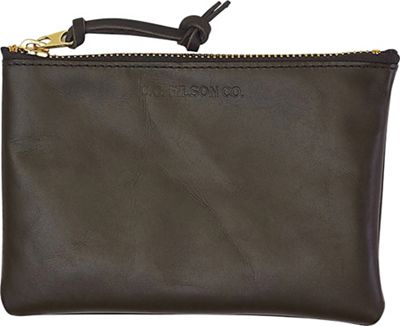 Filson Leather Pouch Medium