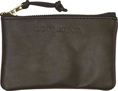 Filson Leather Pouch Small