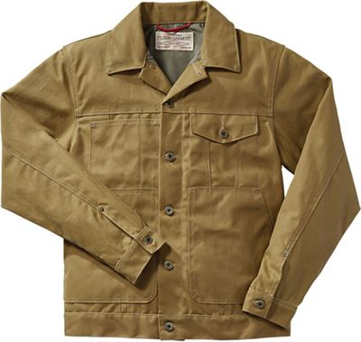 Filson Men's Short Lined Cruiser Jacket