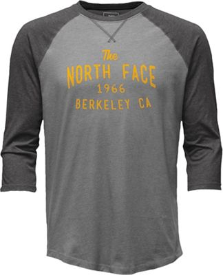 The North Face Men's 3/4 Sleeve Berkeley 66 Tee