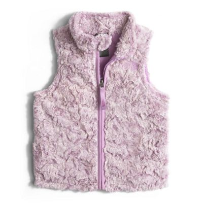 The North Face Toddler Girls' Cozy Swirl Vest