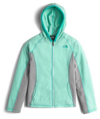 The North Face Girls' Glacier Full Zip Hoodie