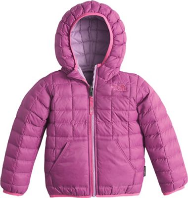 The North Face Girls' Reversible Thermoball Hoodie