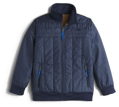 The North Face Boys' Reversible Yukon Jacket