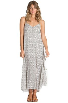 Billabong Women's Island Wanderer Maxi Dress