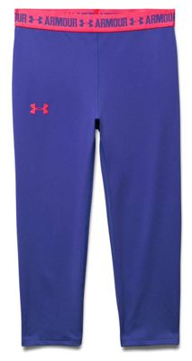 Under Armour Girls' Armour Capri