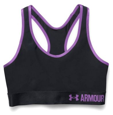 Under Armour Women's UA Armour Mid Printed Bra