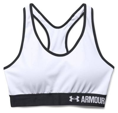 Under Armour Women's Armour Mid Bra with Cups