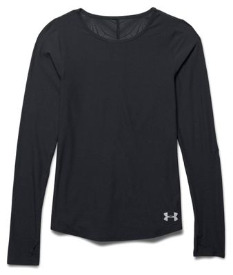 Under Armour Women's Coolswitch Run LS Top