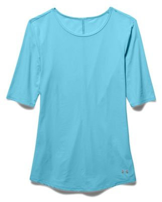 Under Armour Women's Coolswitch Run SS Top