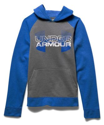 Under Armour Boys' Commuter Tri Blend Hoody