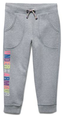 Under Armour Girls' Favorite Fleece Capri