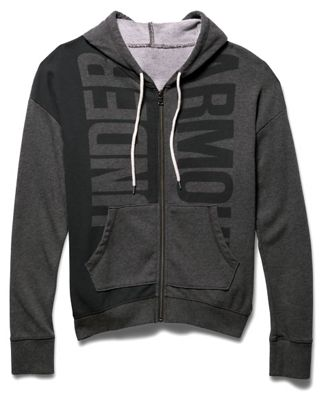 Under Armour Women's Favorite French Terry Full Zip