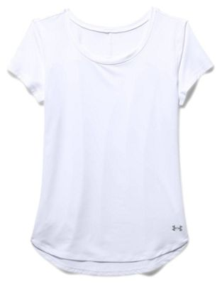 Under Armour Women's Fly By SS Top