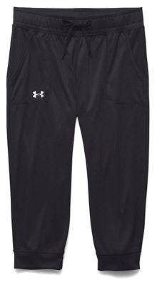 Under Armour Women's Tech Solid Capri