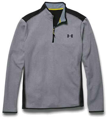 Under Armour Men's ColdGear Infrared Fleece 1/4 Zip Top