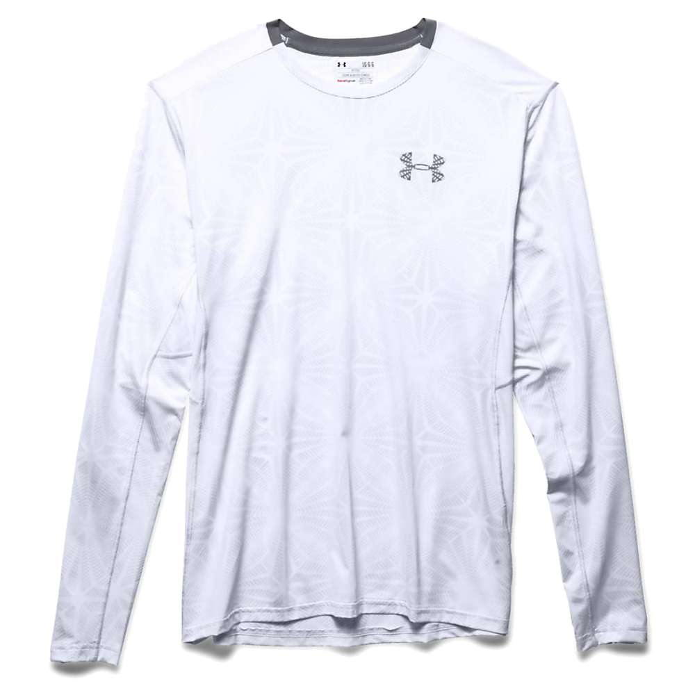 Under armour men 39 s coolswitch run ls top at for Do under armour shirts run small
