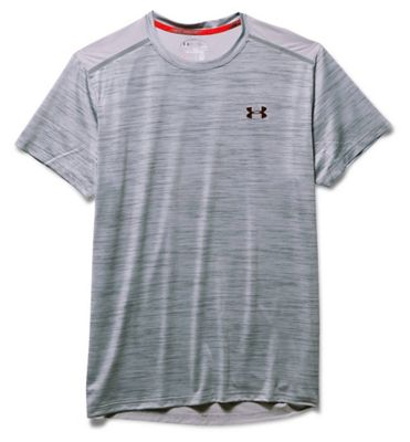 Under Armour Men's Coolswitch Run Podium SS Tee