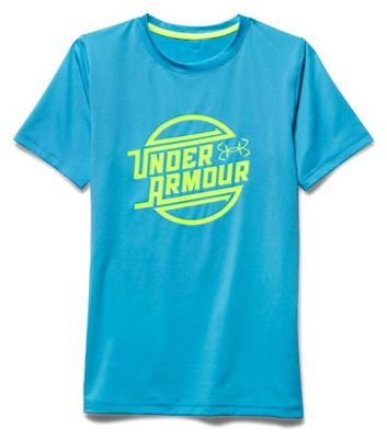 Under Armour Boy's Coolswitch Thermocline SS Crew