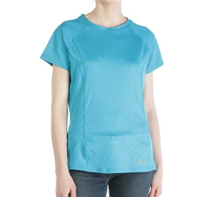 Under Armour Women's Coolswitch Trail SS Top