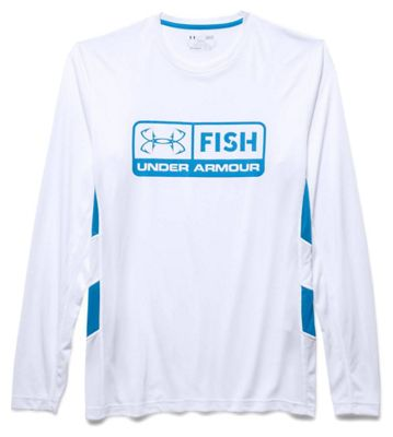 Under Armour Men's Fish Hunter Tech LS Top