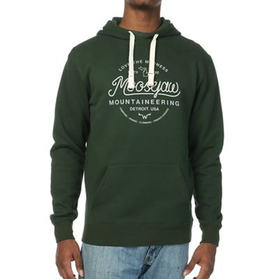 Moosejaw Men's Circle of Life Heavy Weight Pullover Hoody