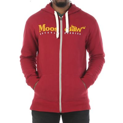 Moosejaw Men's Original Heavy Weight Zip Hoody