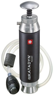 Katadyn Pocket Water Filter with Carbon Cartridge