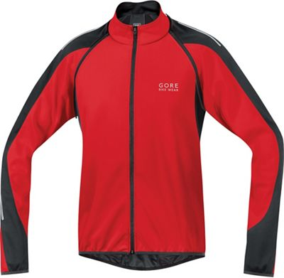 Gore Bike Wear Men's Phantom 2.0 Windstopper Soft Shell Jacket