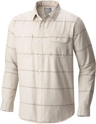 Mountain Hardwear Men's Frequenter Stripe LS Shirt