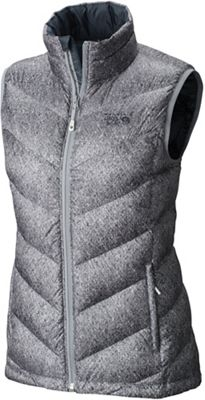 Mountain Hardwear Women's Ratio Printed Down Vest