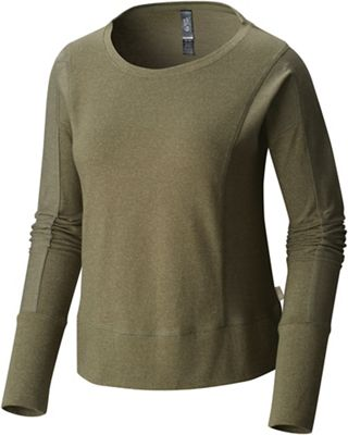 Mountain Hardwear Women's Shadow Knit Crew LS Shirt