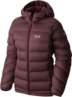 Mountain Hardwear Women's StretchDown Plus Hooded Jacket