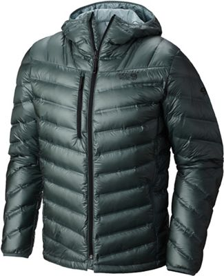 Mountain Hardwear Men's StretchDown RS Hooded Jacket