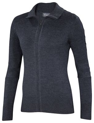 Ibex Women's Chroma Full Zip Sweater