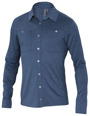 Ibex Men's OD Heather Shirt