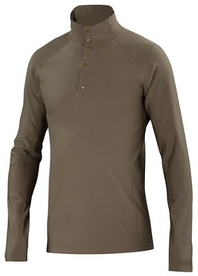 Ibex Men's Woolies 3 Half Snap Top
