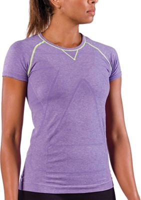 Zensah Women's Run Seamless SS Top