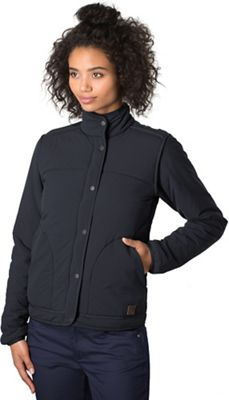 Toad & Co Women's Aerium Bomber Jacket