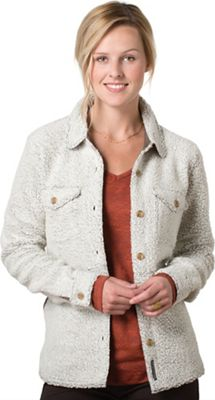 Toad & Co. Women's Boxcan Sherpa Overshirt