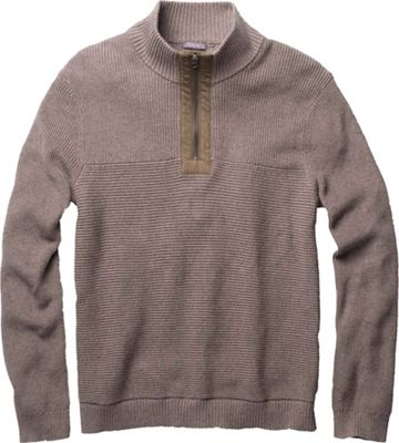 Toad & Co. Men's Emmett 1/4 Zip Sweater