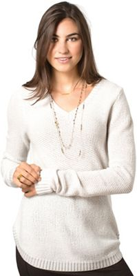 Toad & Co. Women's Galena V-Neck Sweater