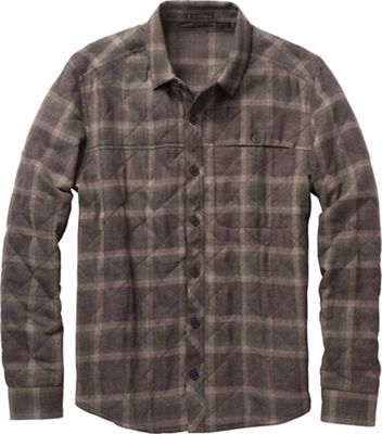 Toad & Co Men's Kodiak Quilted Overshirt