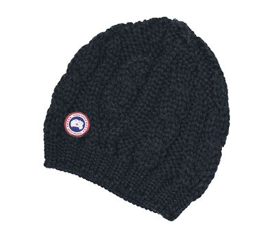 Canada Goose Women's Chunky Cable Knit Beanie