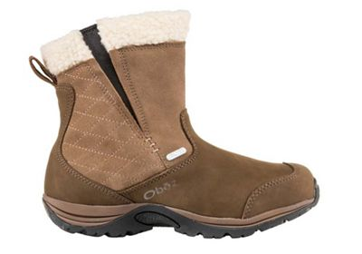 Oboz Women's Moonlight Insulated BDry Slip On Boot