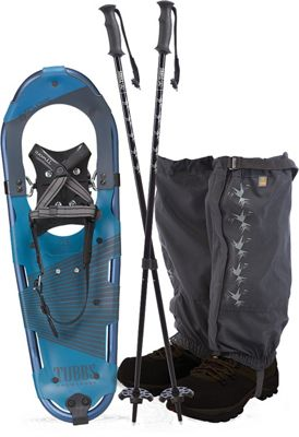 Tubbs Men's Explore Snowshoe Kit