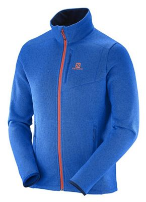 Salomon Men's Bise Fleece Top