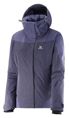 Salomon Women's Icerocket Mix Jacket